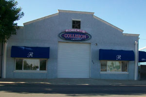 Roberts Collision Center - Collision Repair & Auto Body Repair in Hanford, CA
